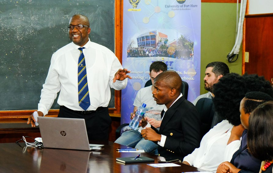 The first deployment of remote laboratories at the University of Fort Hare