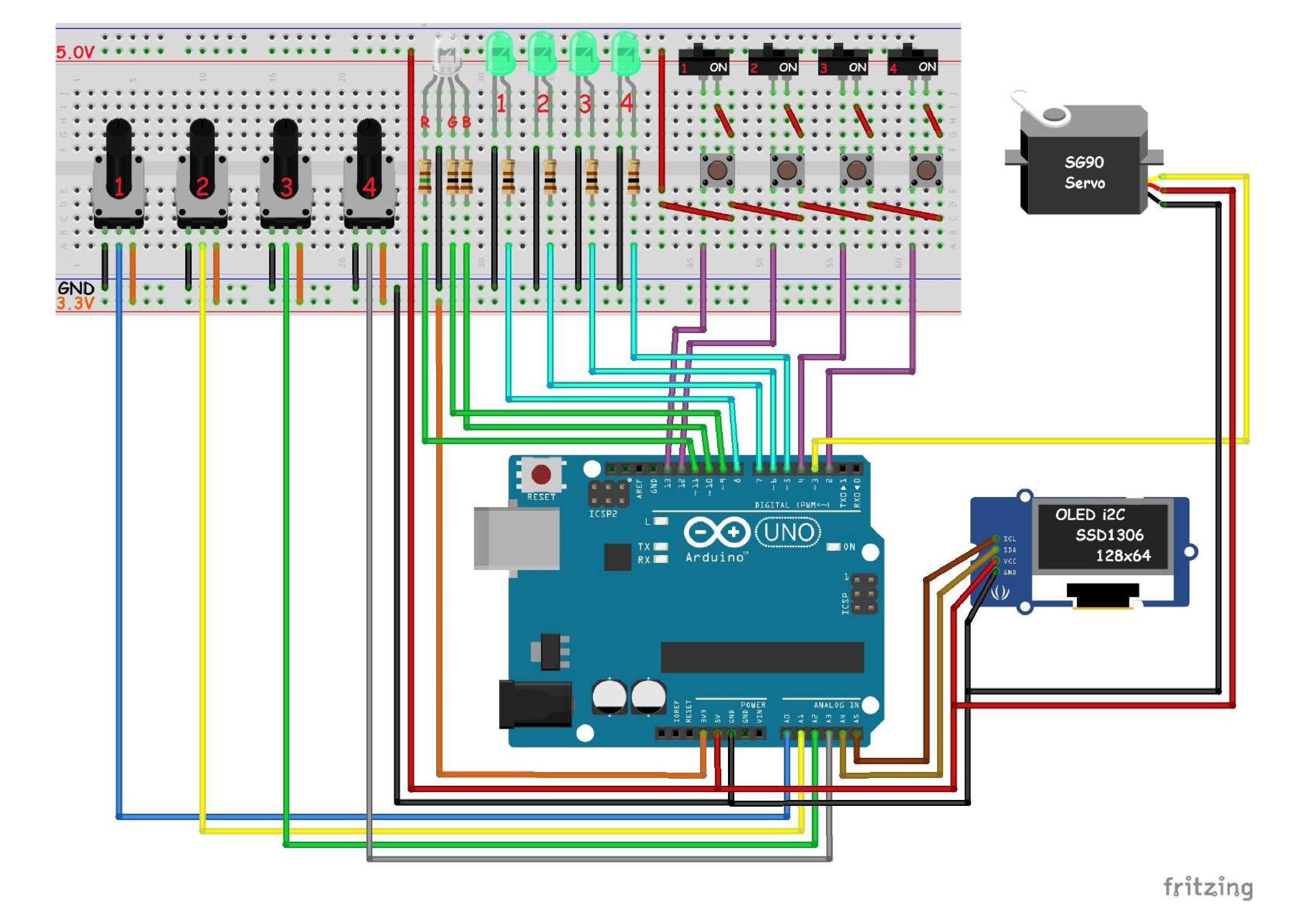 The real Arduino Board Lab (Basic) – Visual