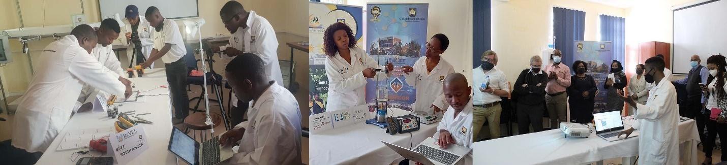 Colaboración potenciada por la tecnología: La experimentación en línea de LabsLand extendida a las instituciones educativas sudafricanas